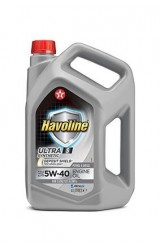 Моторне масло Havoline Ultra S SAE 5W-40, 4 л