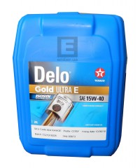 Моторне масло DELO GOLD ULTRA E 15W-40, 20 л