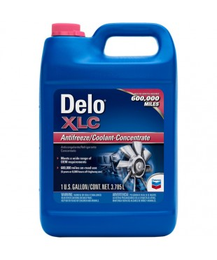 ОХОЛОДЖУЮЧА РІДИНА DELO XLC ANTIFREEZE/COOLANT CONCENTRATE