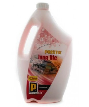 Антифриз Prista Antifreeze Long Life, 4л