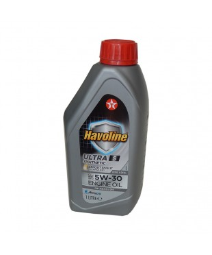 Моторне масло Havoline Ultra S SAE 5W-30, 1 л