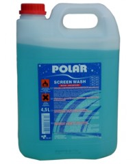 Омыватель Screen wash lemon -65°C Polar