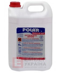 ANTIFREEZE POLAR Standard BS 6580 -37°C