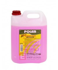 "Омыватель SCREEN WASH -21°C ""POLAR"" - Lemon ready for use"