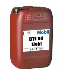 Масло вакуумное Mobil DTE Oil Light, 20 л