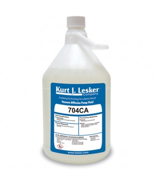 Масло KJL 704CA-A SILICONE DIFFUSION PUMP OIL, 3.8 кг