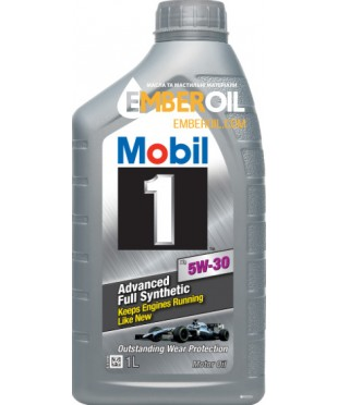 Моторне масло Mobil 1 x1 5W-30, 1л