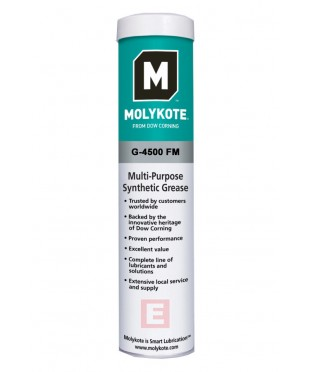 Пищевая смазка Molykote G-4500 Multi-Purpose Synthetic Grease