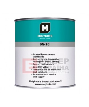Змазка Molykote BG-20 Synthetic Bearing Grease