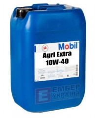 Моторне масло Mobil Agri Extra 10W-40, 20л