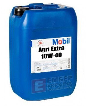 Моторне масло Mobil Agri Extra 10W-40 20л