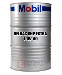 Mobil Delvac XHP Extra 10W-40 208л