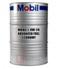 Моторне масло Mobil 1 0W-20 AFE 208л