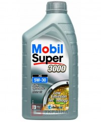 Моторное масло Mobil Super 3000 XE 5W-30 1л