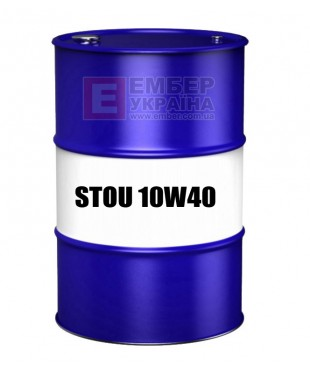 Моторне масло STOU 10W40