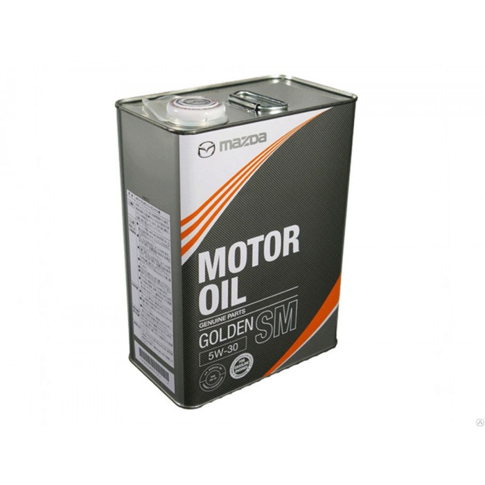 Mazda Golden Motor Oil SN/GF-5, 5W-30(Japan), 4л