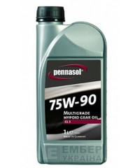 PENNASOL MULTIGRADE HYPOID GEAR OIL GL5 SAE 75W90
