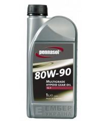 PENNASOL MULTIGRADE HYPOID GEAR OIL GL 5 SAE 80W90